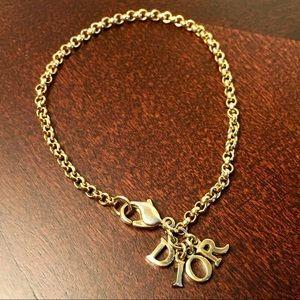 Dior Gold Bracelet